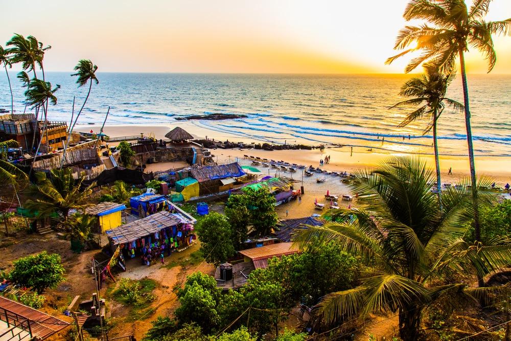 5 goede redenen om naar Goa te gaan