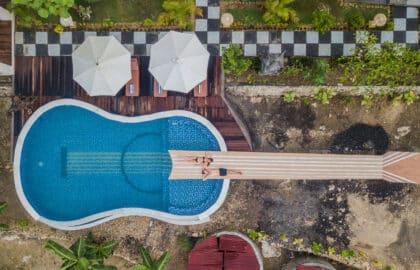 Vijf opvallende zwembaden om in stijl af te koelen