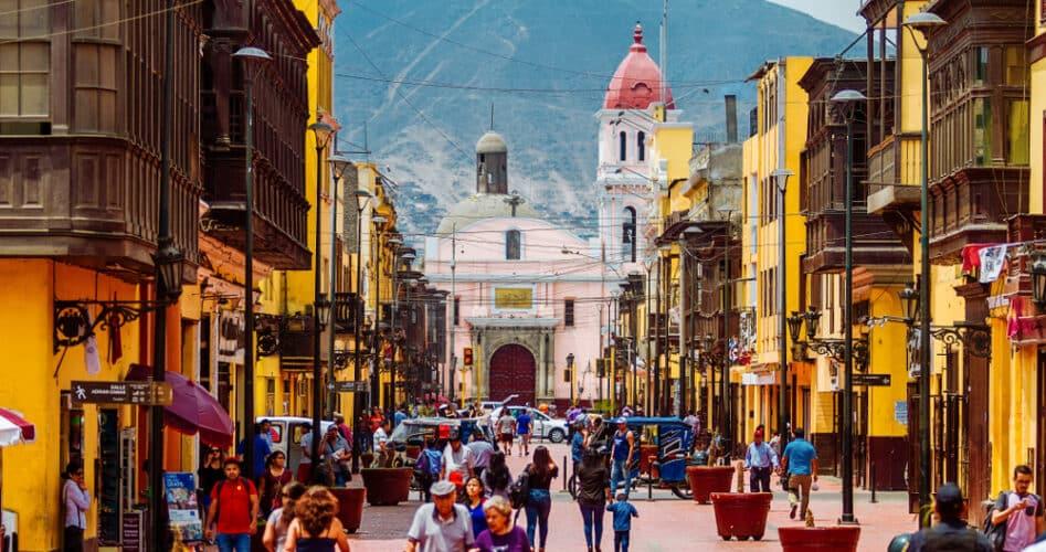 Rondreis Peru: Lima, Cusco en Machu Picchu!