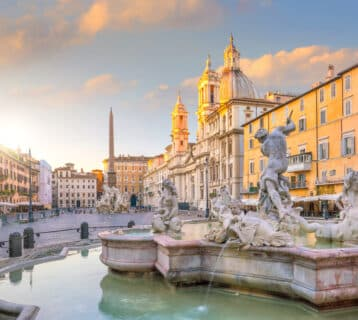 Nederlander beboet wegens wangedrag in Rome