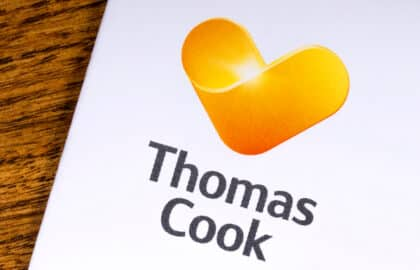 Thomas Cook - chrisdorney _ Shutterstock.com