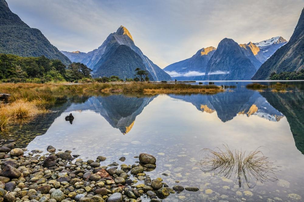Milford Sound, Nieuw-Zeeland