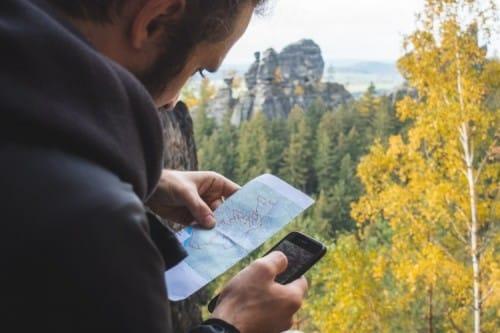 Technologische verrassingen op het gebied van reizen.