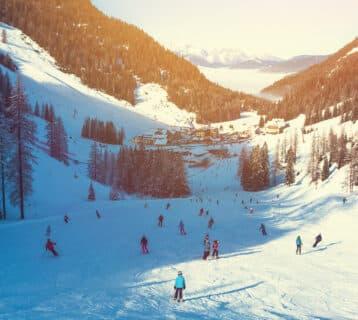 Goedkoopste skigebieden Alpen