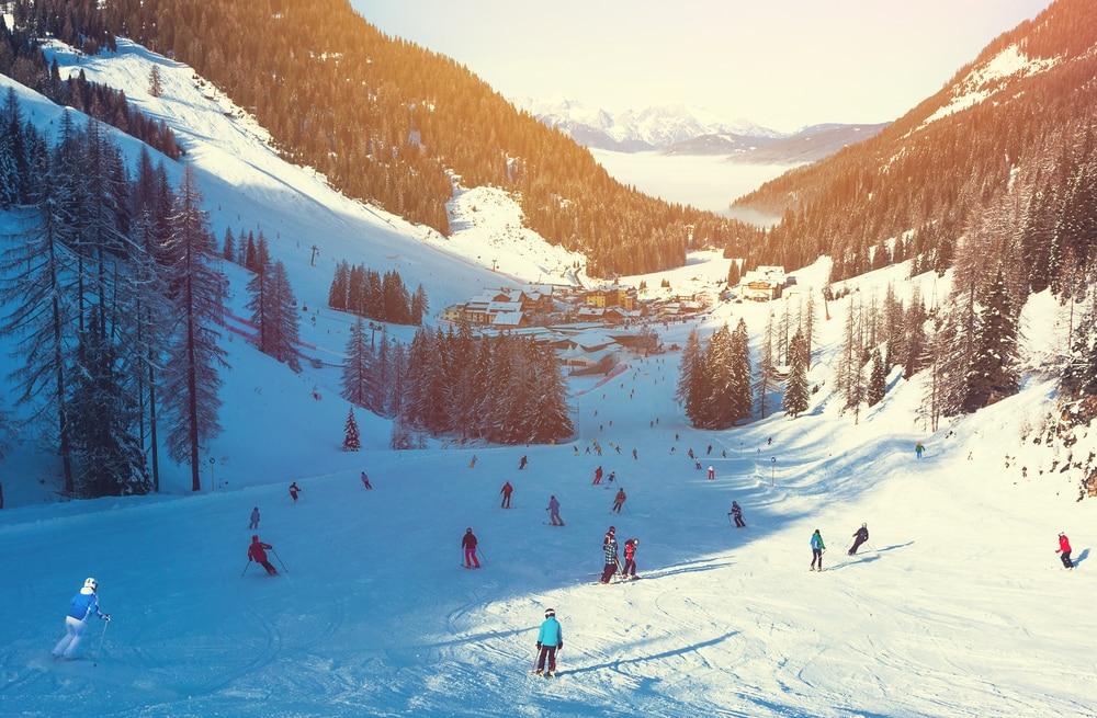 De goedkoopste skigebieden in de Alpen van dit seizoen