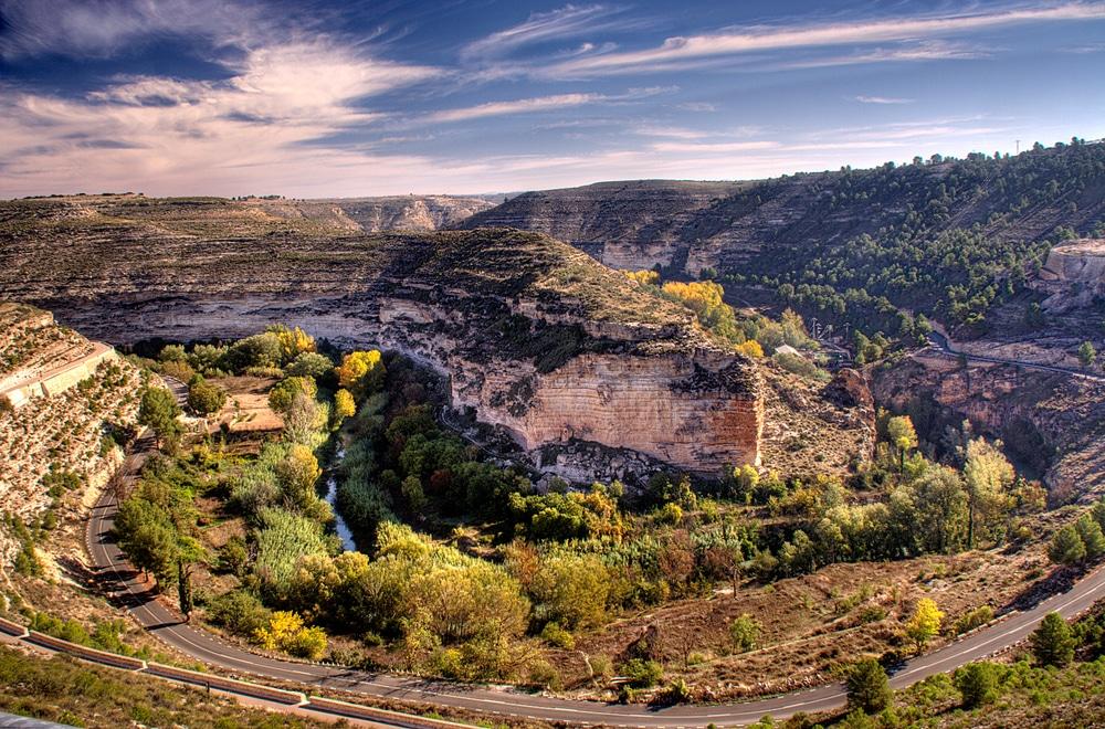 Jucar canyon, de Grand Canyon van Spanje!