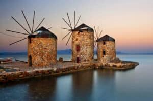 Authentiek Chios, een ideale vakantiebestemming