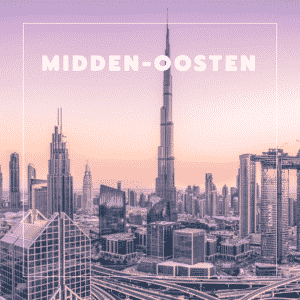Midden-Oosten vakantiebestemming