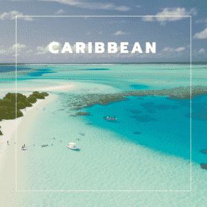 Carribean vakantiebestemming