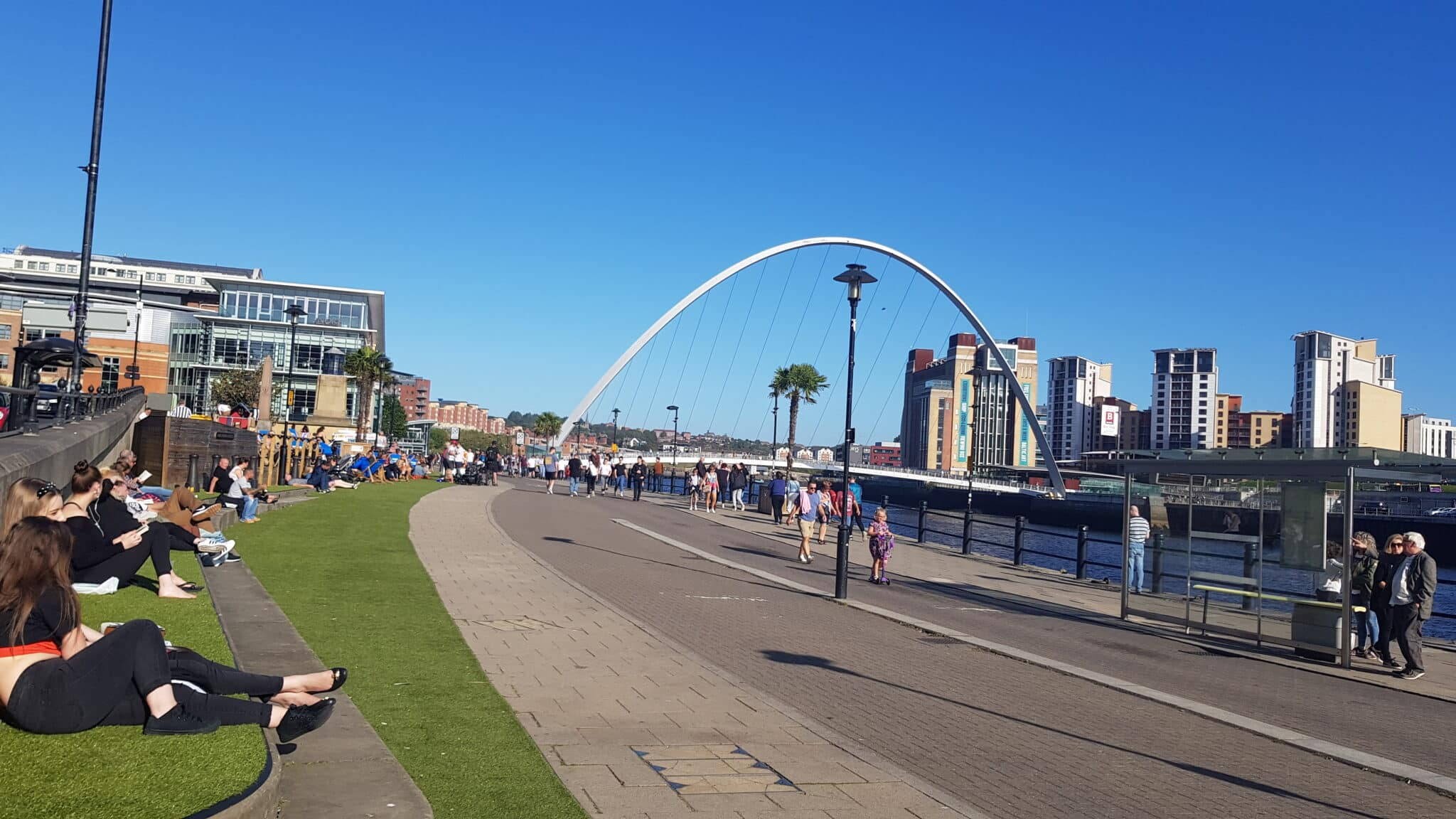 7 dingen die je niet mag missen in Newcastle