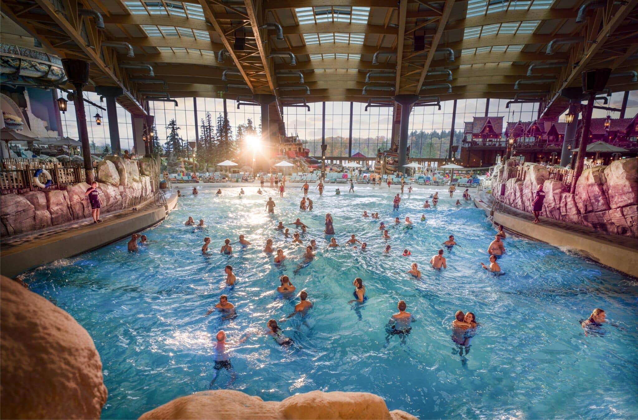 Waterwereld Rulantica nieuw van Europa-Park