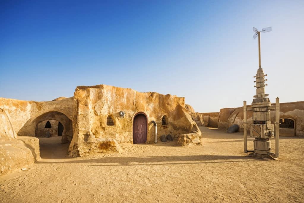 Tatooine, Tunesie