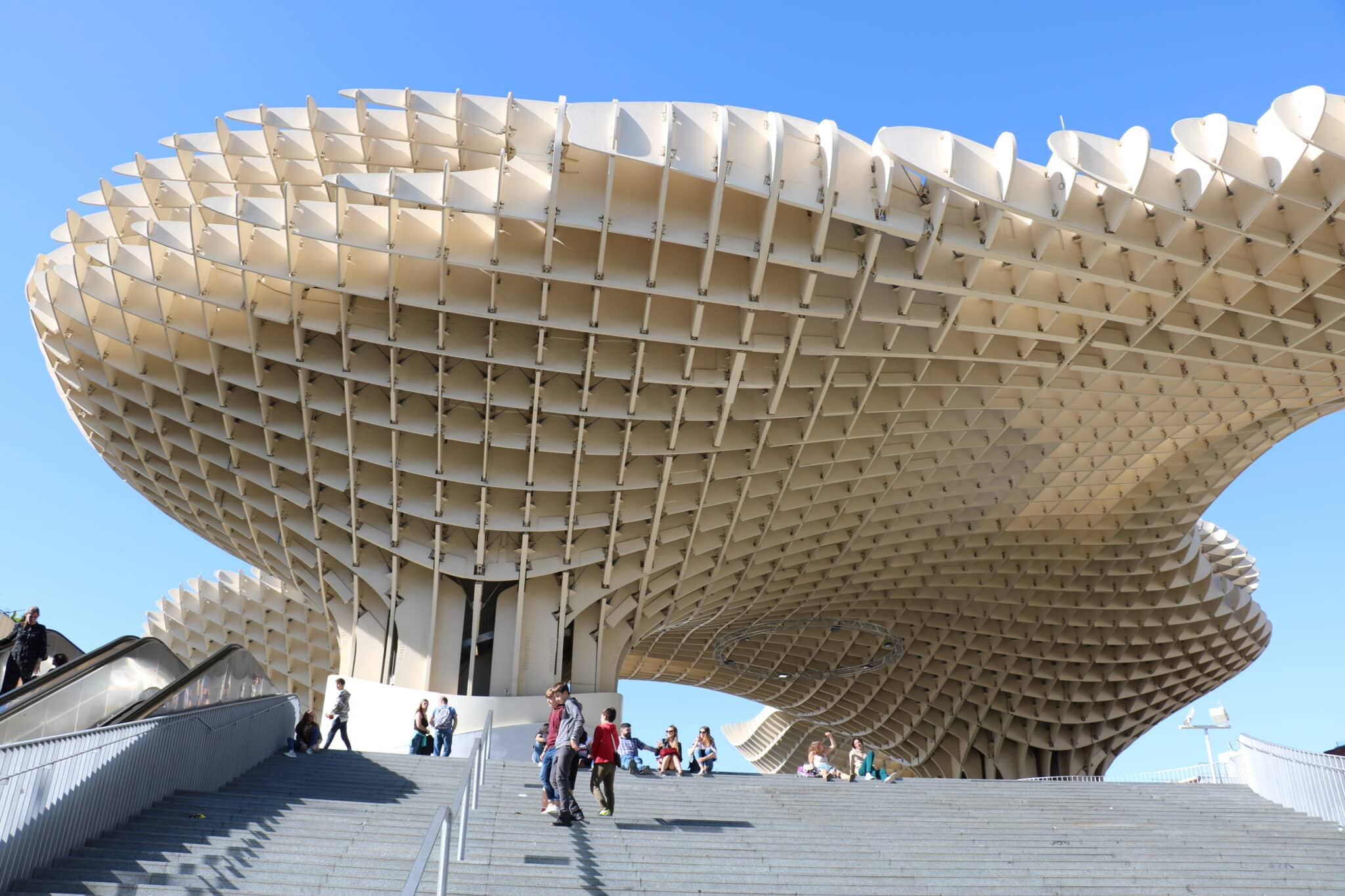Metropol in Sevilla