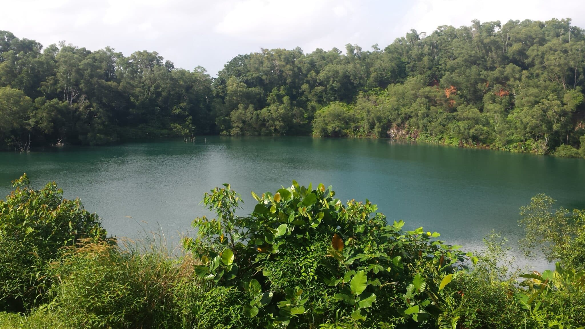 Kom tot rust op Pulau Ubin