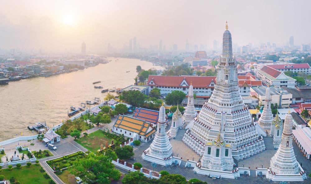 Een rondreis door Azië in het jaar 2020