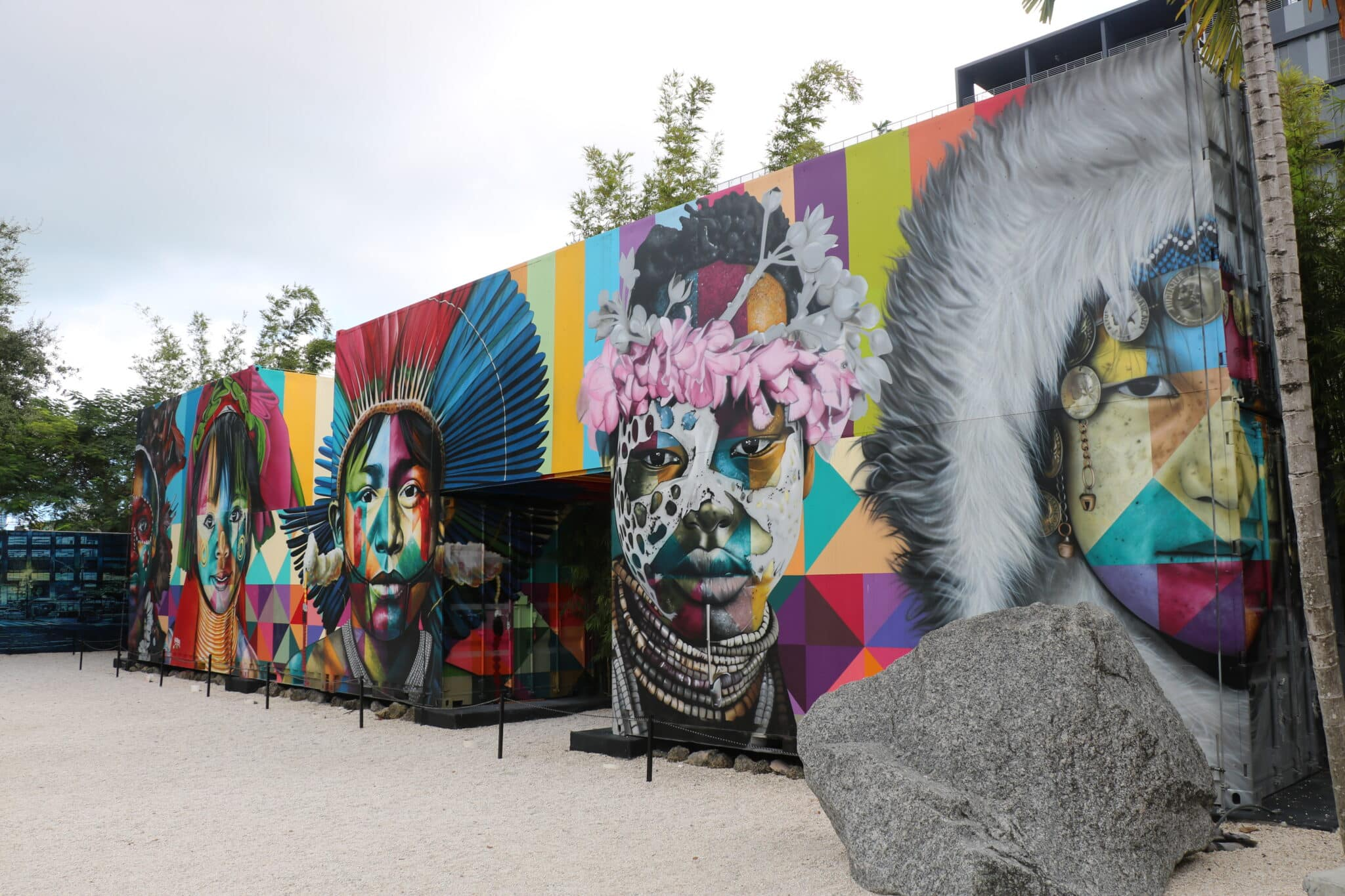 Bezoek de Wynwood Walls in Miami