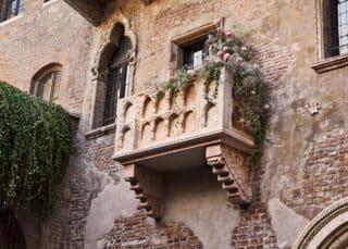 Valentijnsdag vieren in Verona