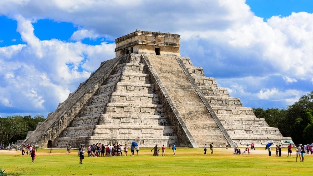 Bezoek het Chichén Itzá in Mexico