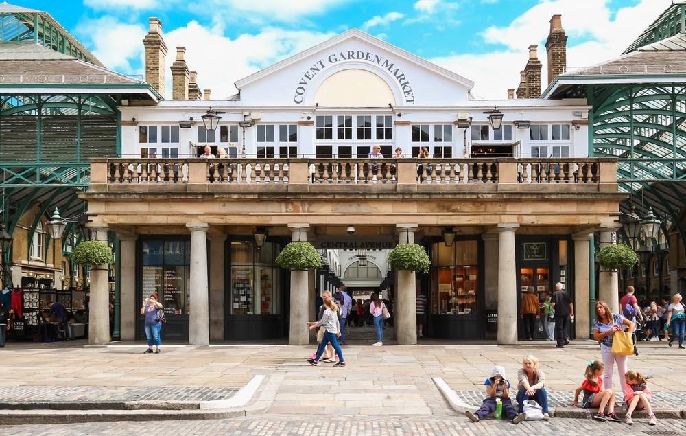 Covent Garden in Londen