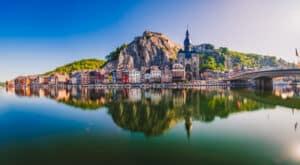Ontdek het dorpje Dinant in de Ardennen