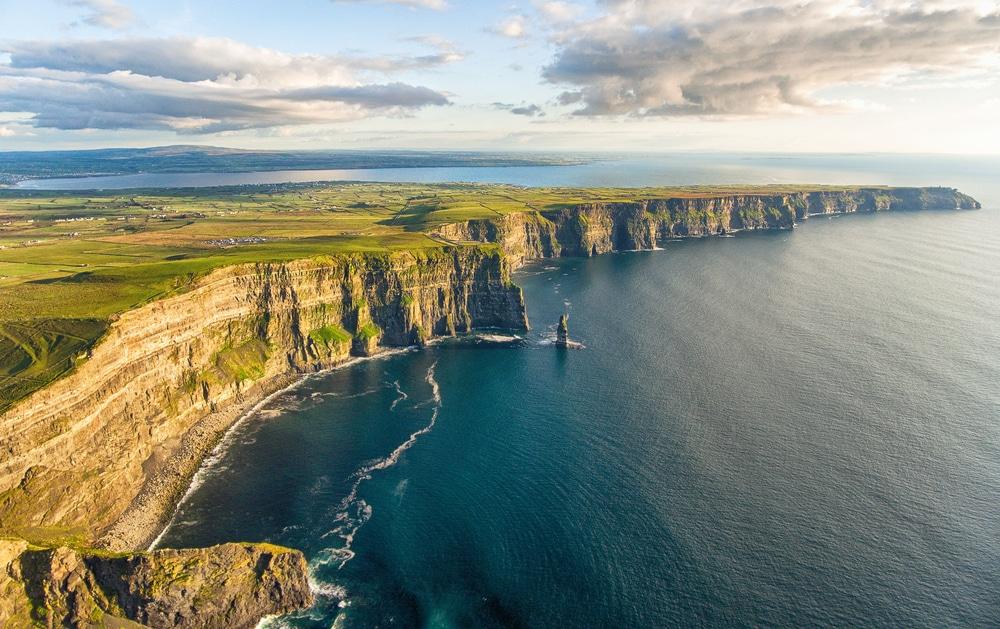 Bezoek de Kliffen van Moher
