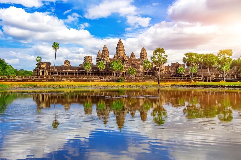 Een van de mooiste plekken van Cambodja
