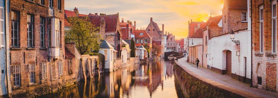 Brugge wordt jouw volgende stedentripbestemming - Voyago