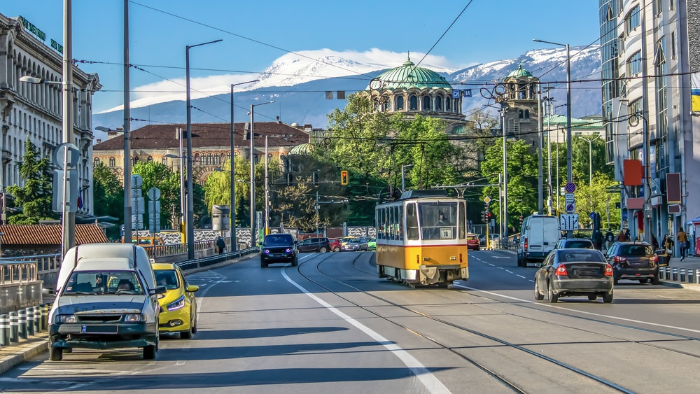 De stad in Bulgarije is perfect voor de backpacker