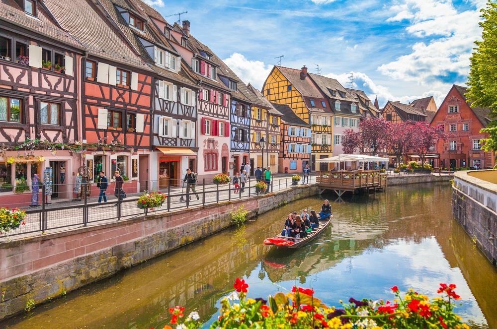 Colmar in Frankrijk