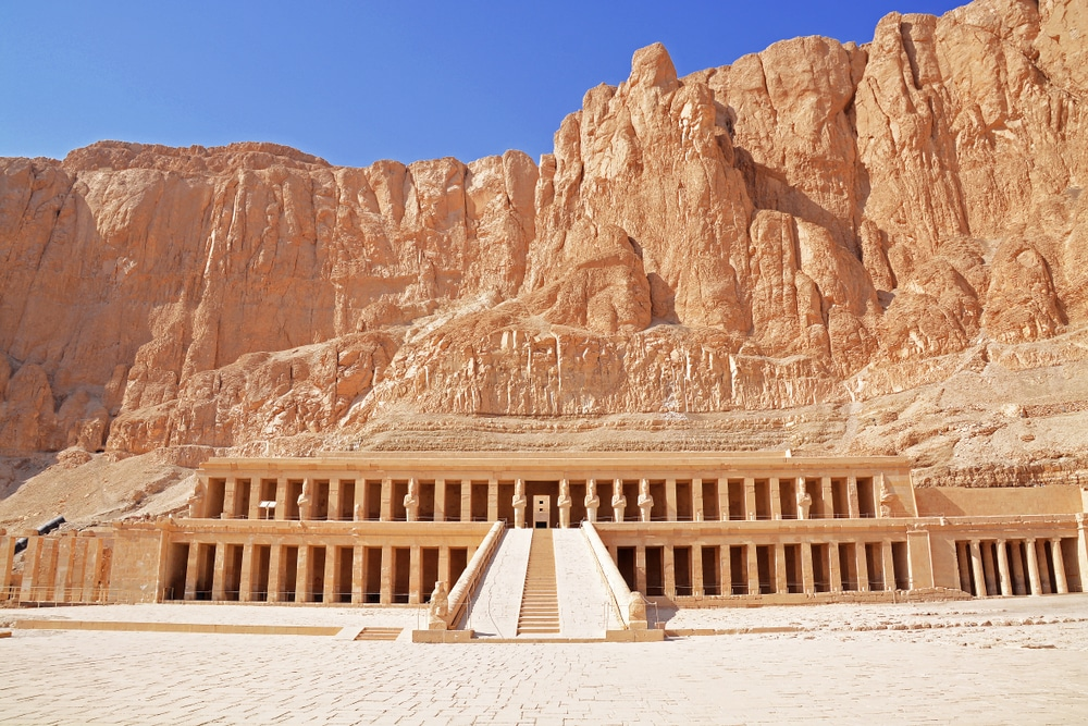 De bijzondere plek in Egypte