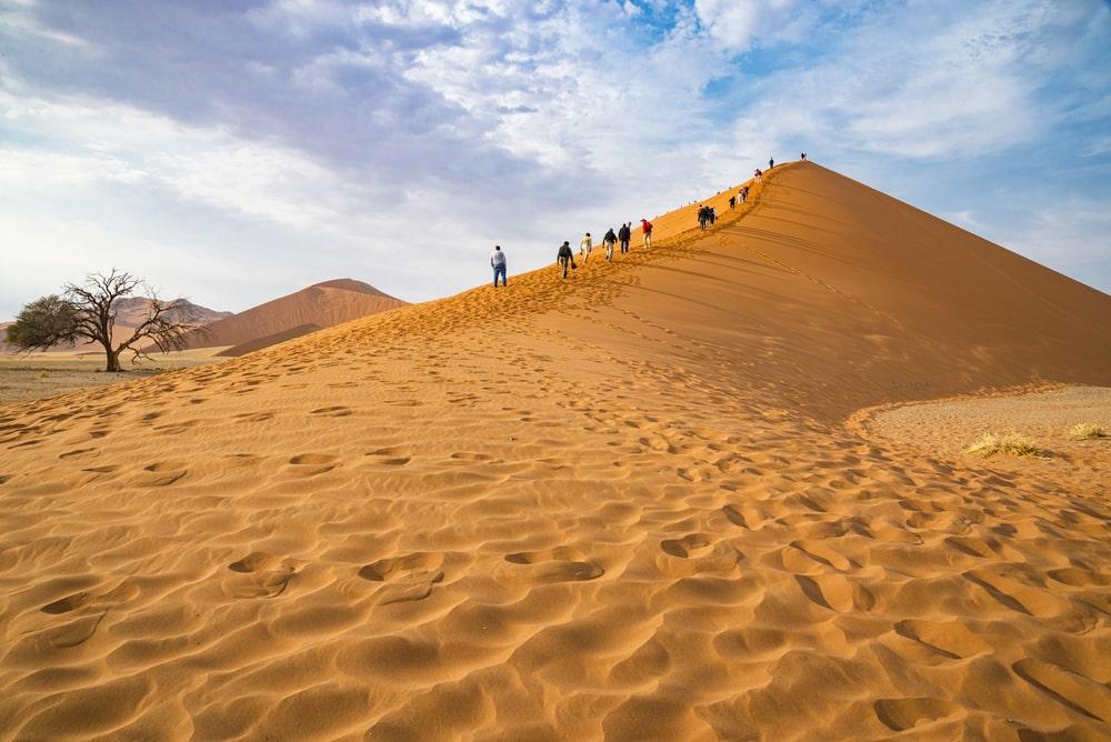 Beklim de Dune 45