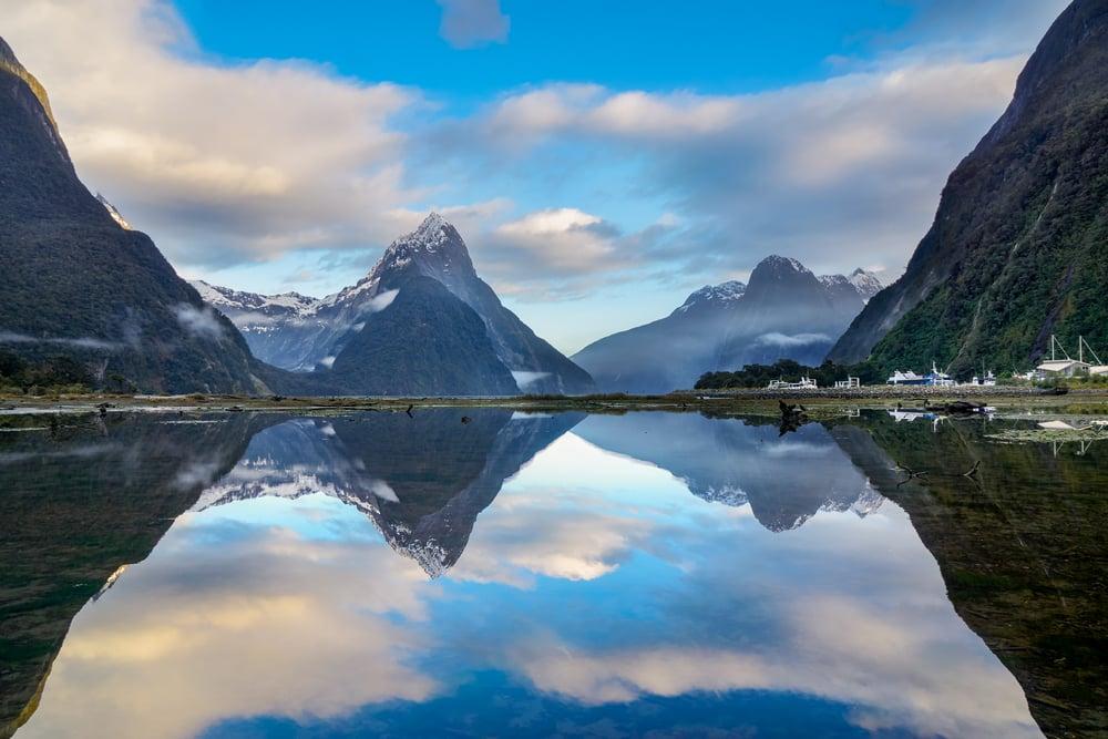 De prachtige natuur van Nieuw-Zeeland