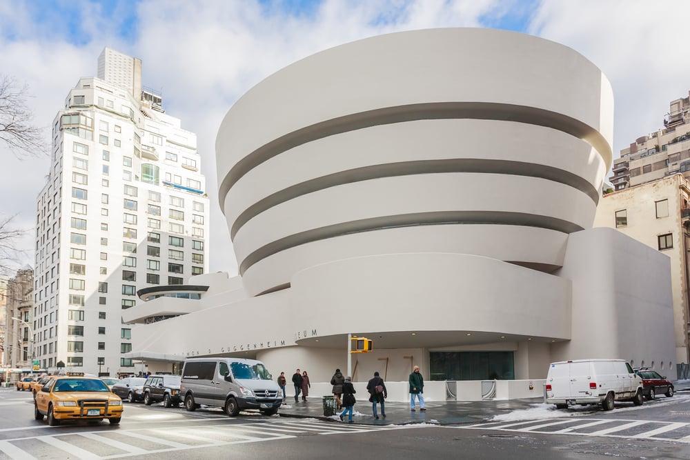 Het eerste museum van Guggenheim