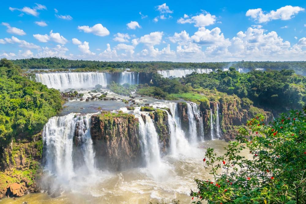 De prachtige watervallen in Argentinië