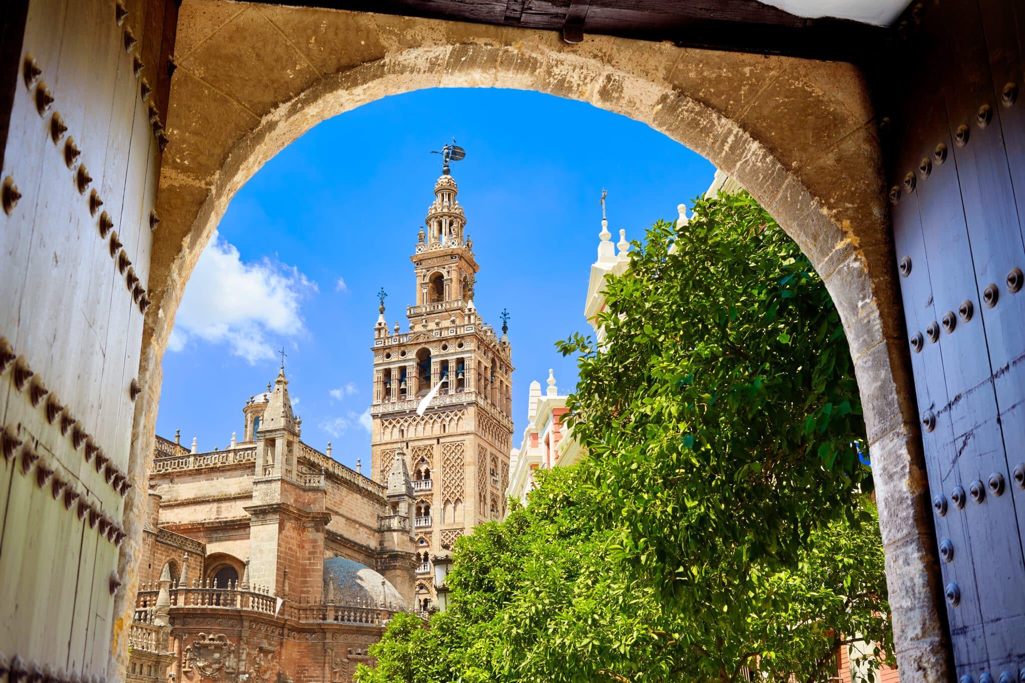 Roadtrip door Sevilla
