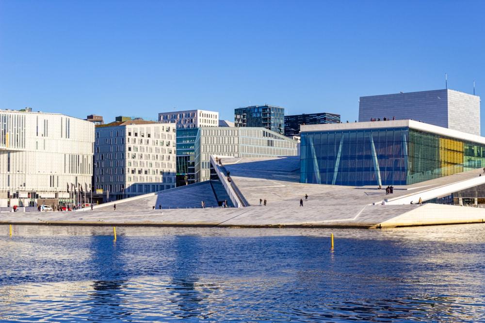 De bijzondere architectuur van het Operahuset