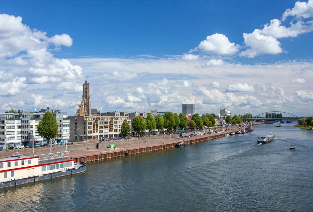 De gezellige binnenstad Arnhem