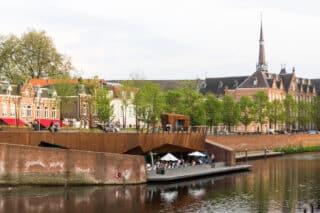 Den Bosch terras