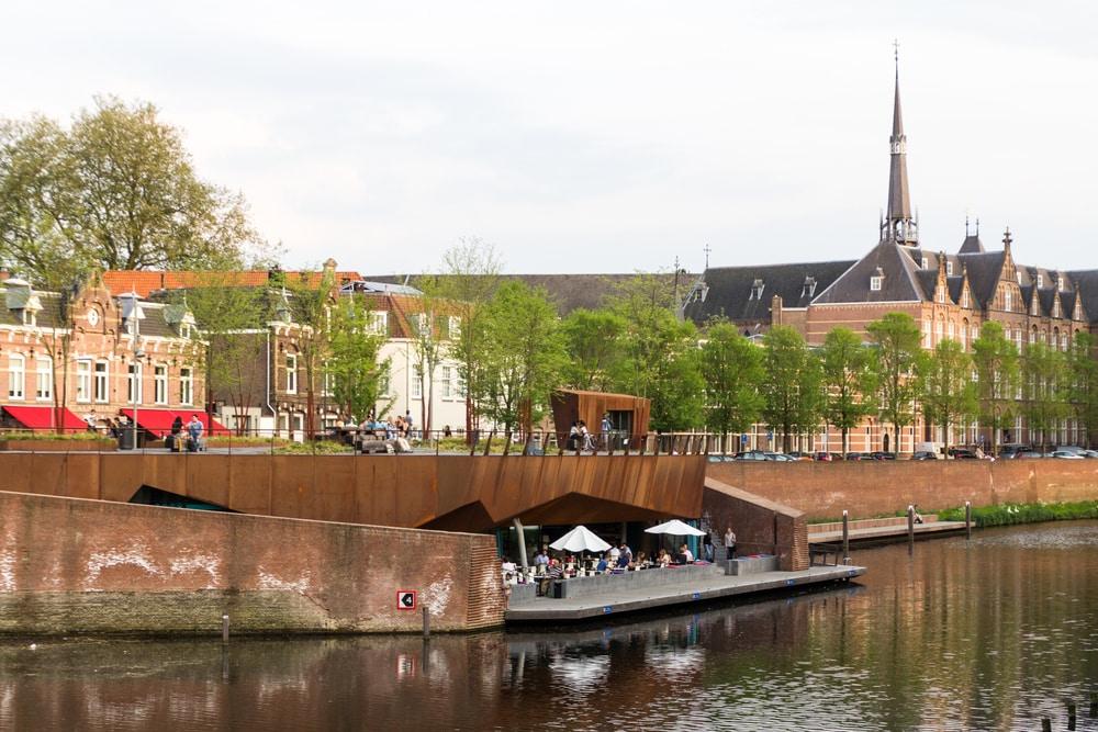 De bourgondische stad Den Bosch