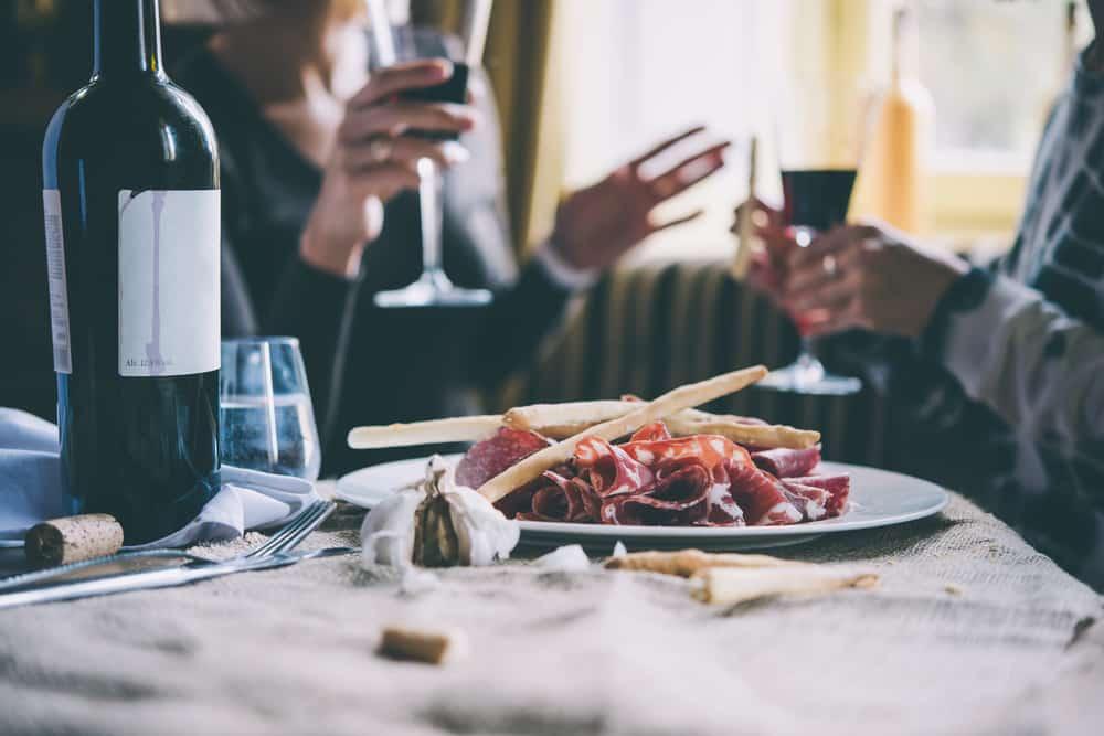 Geniet van het eten bij Meat en Eat