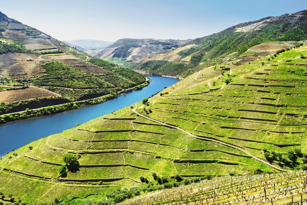 De adembenemende Douro Vallei
