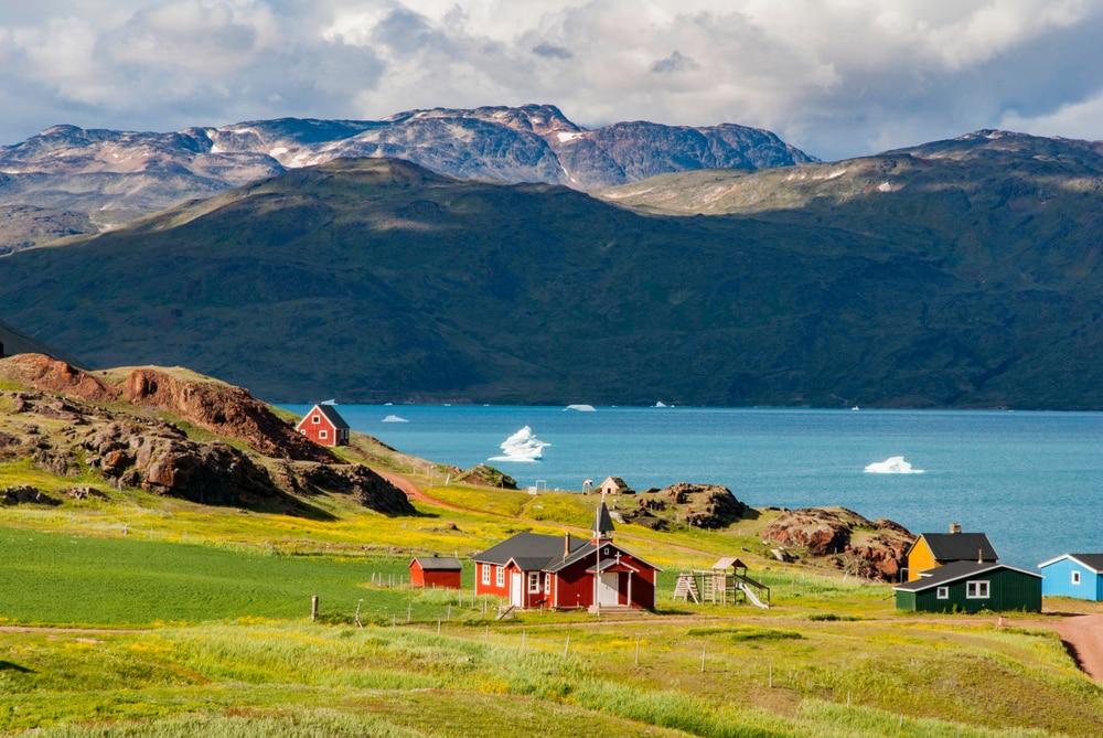 Boek een social distance vakantie naar Groenland