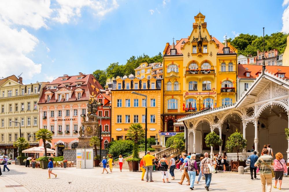 8x Tsjechische bestemmingen vanuit huis