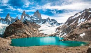 Nationaal Park Los Glaciares