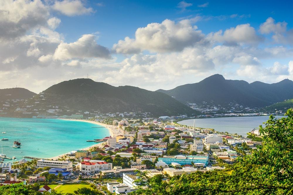 De Nederlandse hoofdstad van Sint Maarten