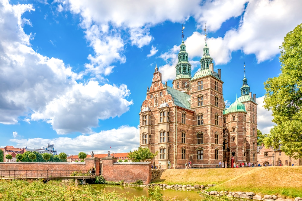 Bezoek Slot Rosenborg