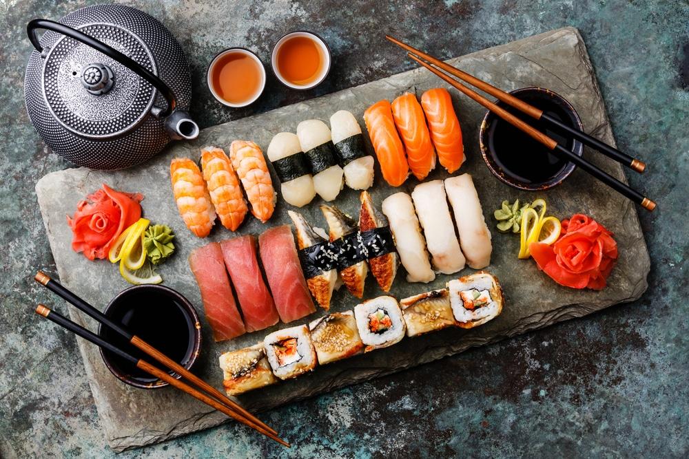 Genieten van sushi, maar dan thuis