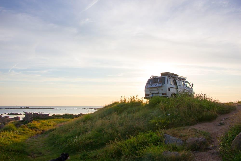 De voordelen van reizen in een 'campervan'