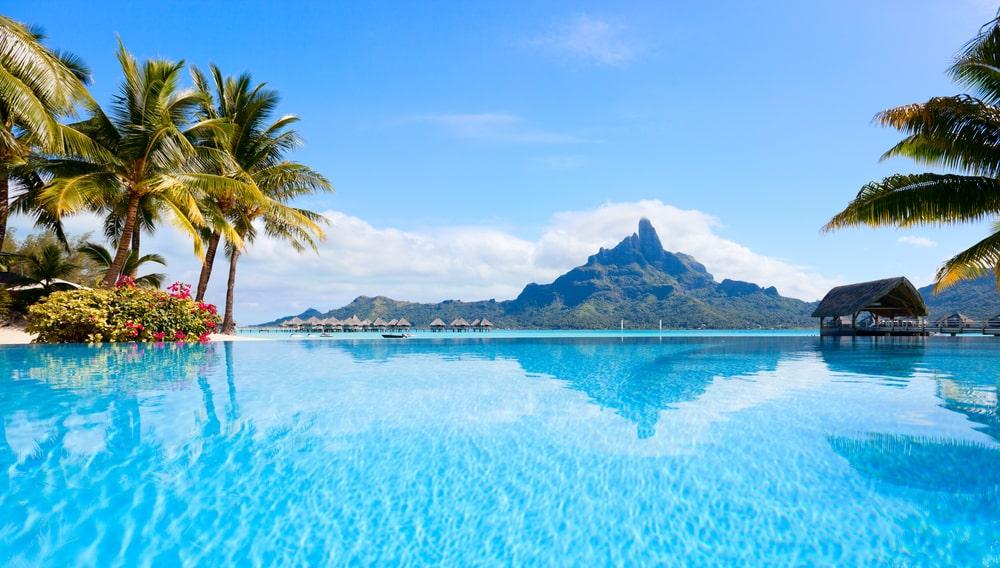 Ga op een luxe vakantie naar Bora Bora