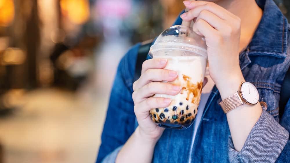 Probeer een Bubble Tea voor bij je thuis